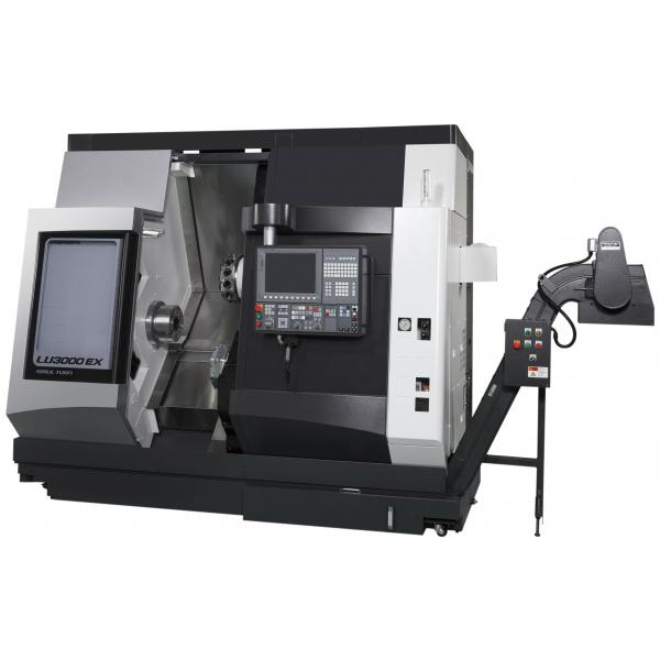 Okuma LU 3000 EX vízszintes eszterga